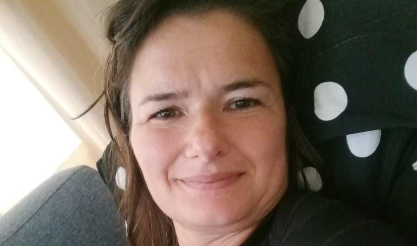 """Melanie Vesters: """"Vroeger was ik voor de duvel niet bang. Alles was mogelijk. Nu leef ik in een soort cocon."""""""