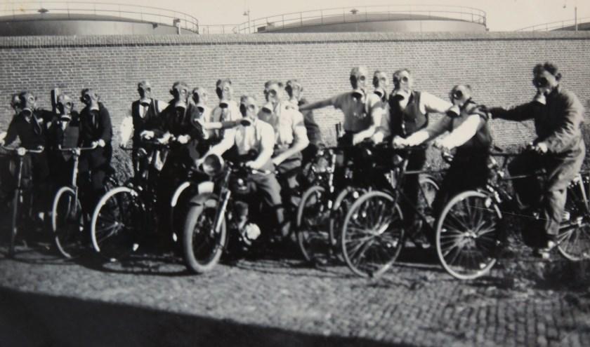 Al lang voor het begin van de Tweede Wereldoorlog in Nederland bereidde Vlaardingen zich voor op eventuele luchtaanvallen.