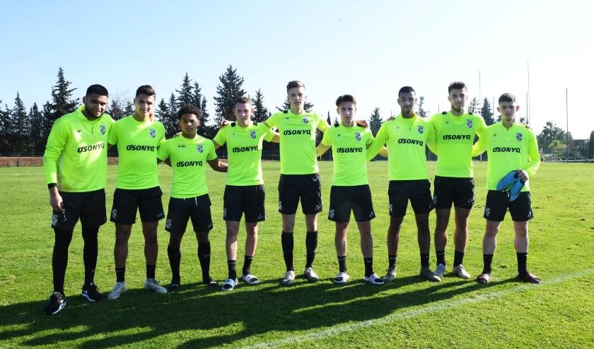 De Vitesse Voetbal Academie werkt keihard om het beste uit de talenten te halen.