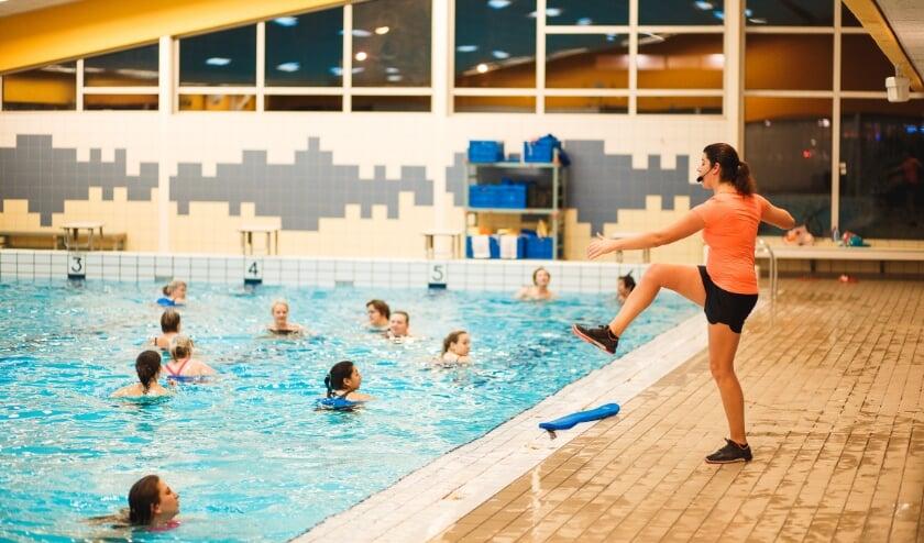 <p>Zwemmen Sportaal</p>