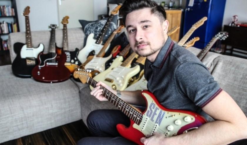 Leer goed gitaarspelen op een leuke manier. Via een speciaal ontwikkelde cursus.
