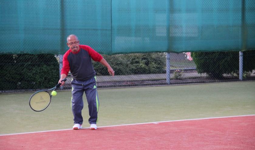 Bij Tennisclub de Warande gaat dinsdag 14 januari Oldstars Tennis van start.