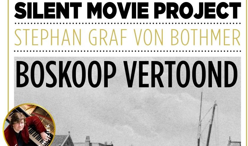 De Duitse componist/pianist Stephan Graf von Bothmer toert momenteel door Nederland met zijn 'Silent Movie Project', waarin hij slapsticks van Laurel & Hardy met pianomuziek begeleid.