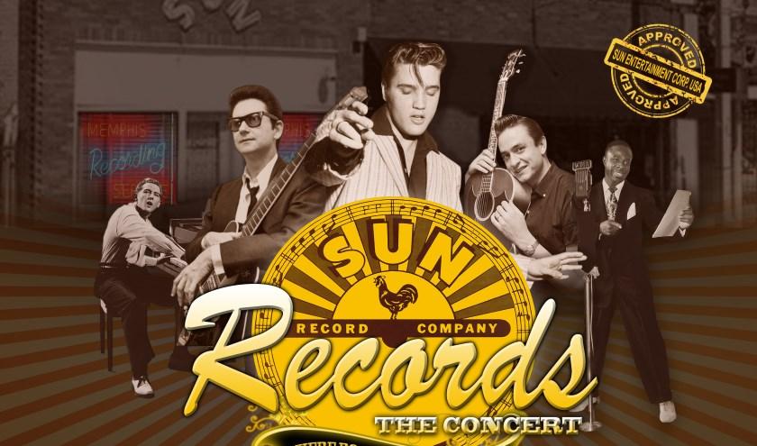 De gouden tijden van Sun Records komen in het theater weer tot leven.