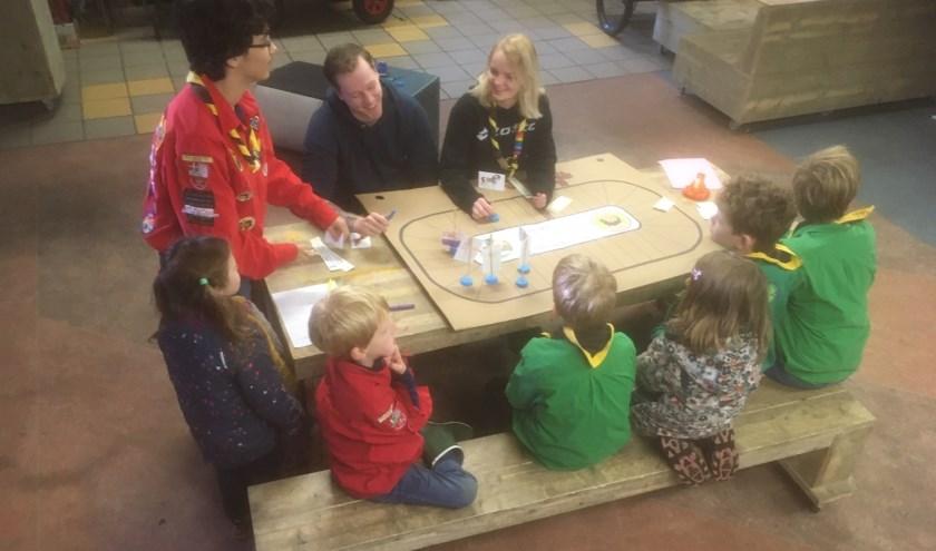 De opkomsten vinden plaats in het gebouw van scouting aan de Kerklaan in De Bilt