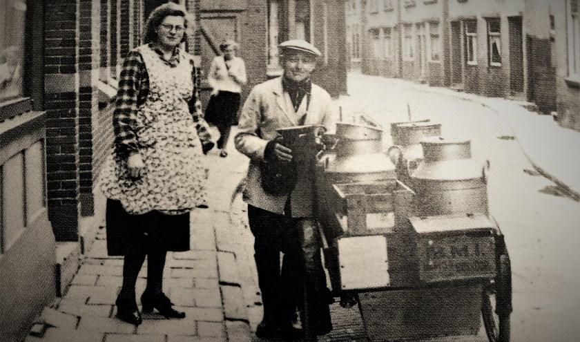Deze foto is gemaakt in de Nieuwstraat.