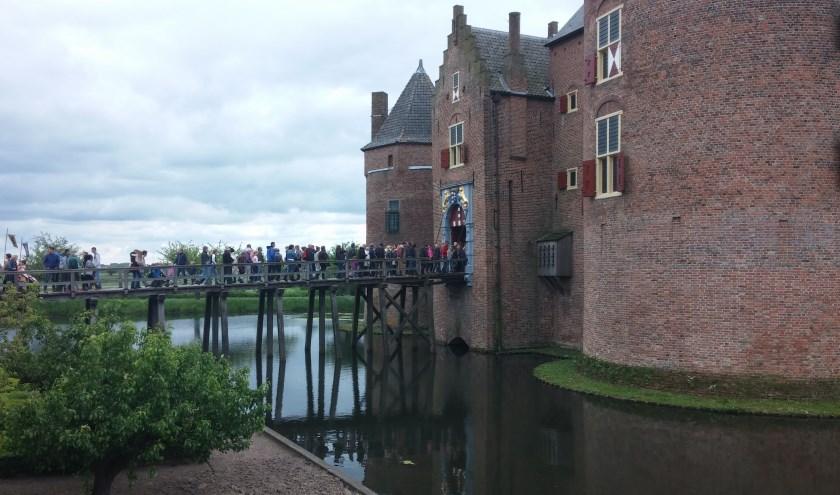 De Ridders van Gelre zijn volgende week zaterdag te vinden in Kasteel Ammersoyen.