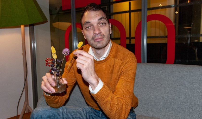 Tot grote spijt van de Haagse acteur Ferdy Karto is de stomme film een bijna vergaan genre.
