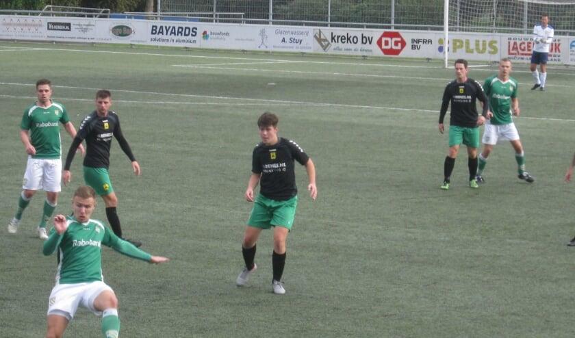 <p>Heerjansdam speelt tegen het altijd lastige Nieuw-Lekkerland. (Foto: pr)</p>