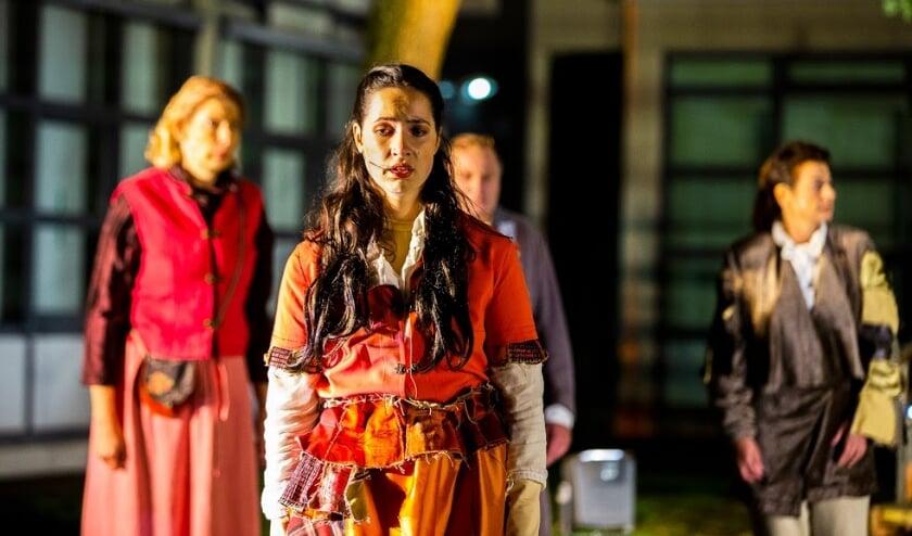 <p>Theater in &#39;t Groen zoekt nieuwe spelers Foto: Dharan</p>