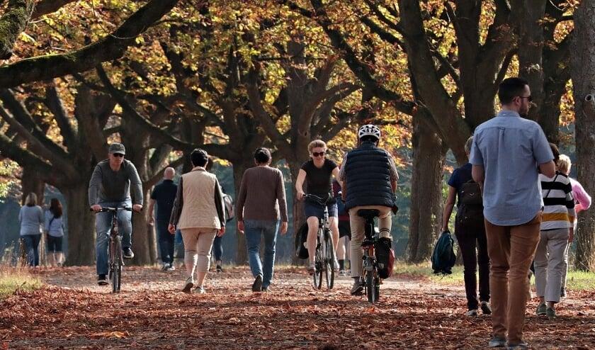 <p>o veel mogelijk wandelen en fietsen; dat is het doel van bijna 1.000 medewerkers van 16 Nijmeegse organisaties.&nbsp;</p>
