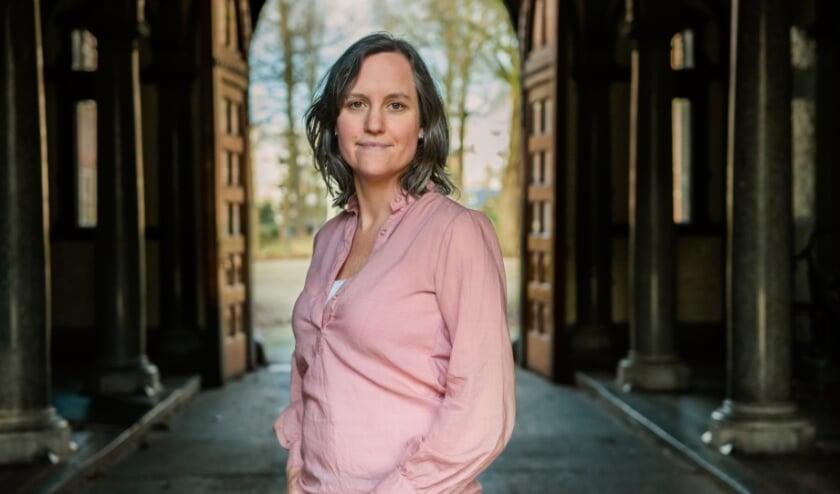 <p>Jorie Horsthuis krijgt veel reacties van mensen die na het lezen van haar boek hebben besloten ook taboes te doorbreken. &#39;Een ultiem compliment.&#39; (Foto: Ruud Pos)</p>