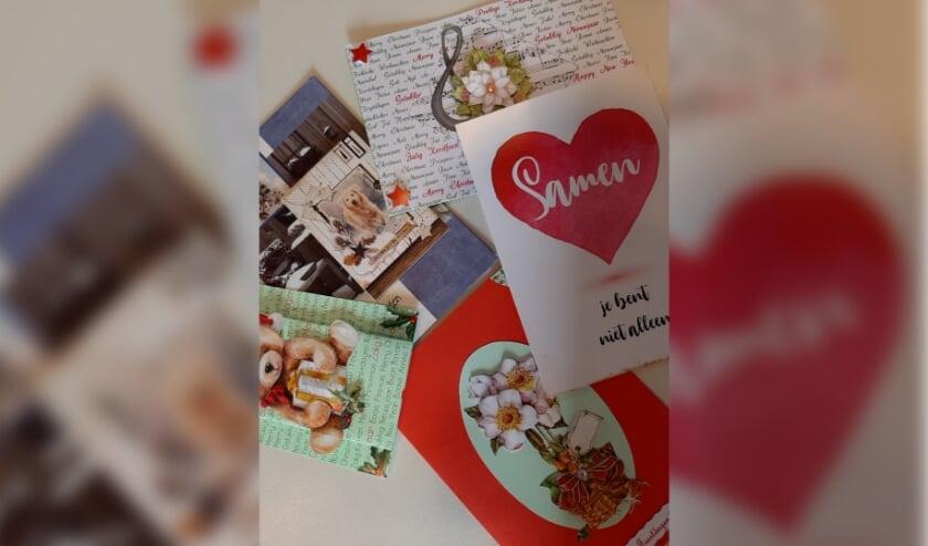<p>Welzijn Ermelo start een nieuwe kaartenactie Kerstgroet van een dorpsgenoot.</p>