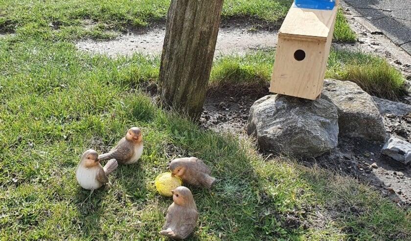 <p>Maak elf je eigen vetbollen of vogelhuisje in Het Polderhuis.</p>