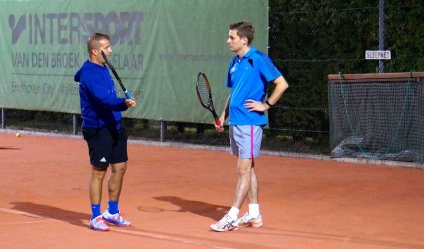 <p>In Syri&euml; had Mohannad Al Ahmad&nbsp; zijn eigen tennisschool.</p>