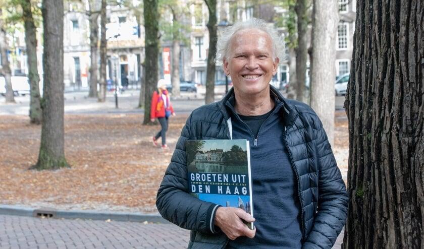 <p>Voor het boek &#39;Groeten uit Den Haag&#39; heeft Robert Mulder honderd oude stadsbeelden opnieuw gefotografeerd.&nbsp;</p>