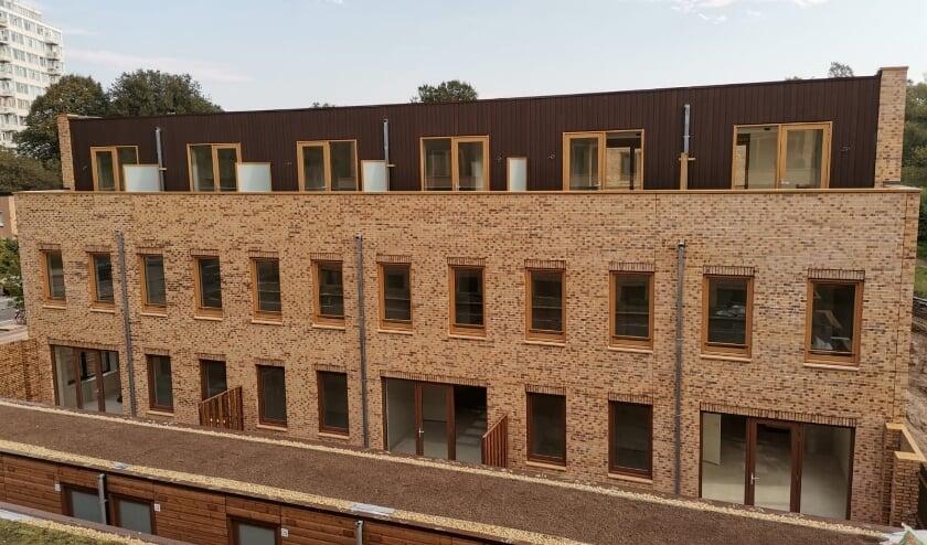<p>De 36 nieuwe sociale huurwoningen in Mariahoeve zijn niet alleen duurzaam gebouwd, ze worden ook duurzaam verwarmd.&nbsp;</p>