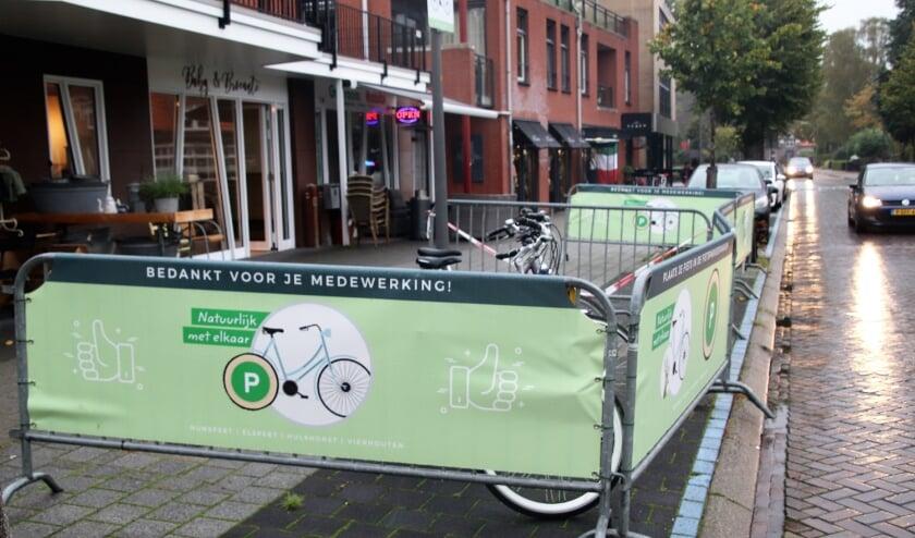 <p>Hoe lang zullen de kosten van de coronacrisis, zoals voor de fietsenstalling, invloed hebben op de begroting 2021?. (Foto: Dick Baas)</p>