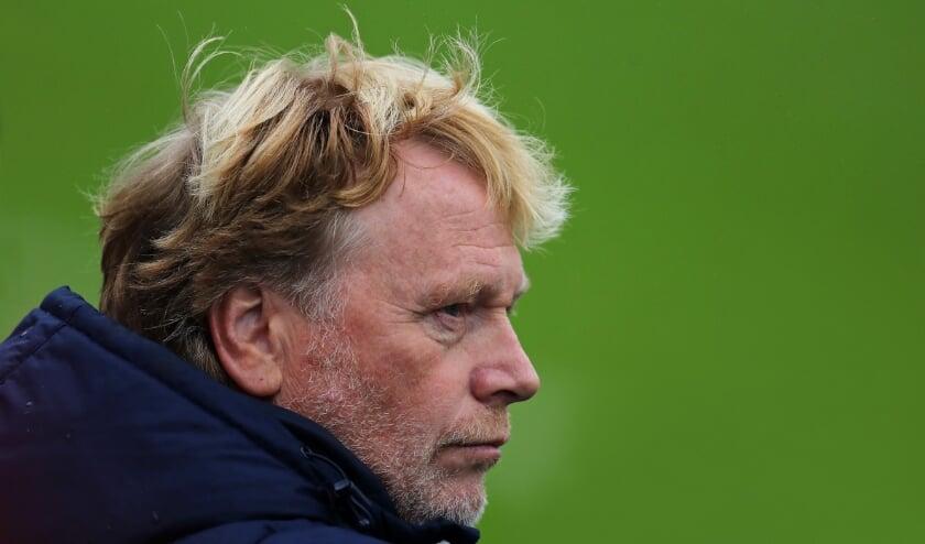 <p>Jack van den Berg houdt van voetbal maar kan rust ook -tijdelijk- waarderen. (Foto: John de Pater)</p>