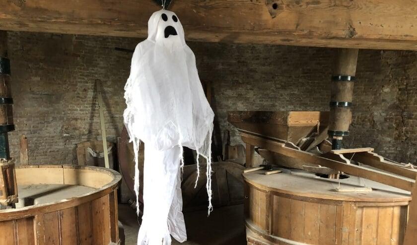 <p>Het spookt in molen Aeolus.</p>