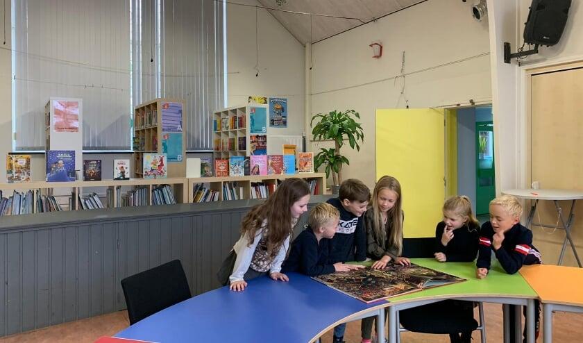 <p>Midden in de Kinderboekenweek werd de &lsquo;Bibliotheek op School&rsquo; feestelijk geopend.</p>