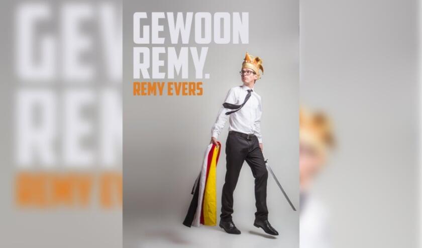 <p>Remy Evers laat zijn ideale wereld zien. Beeld: Jaap Reedijk</p>