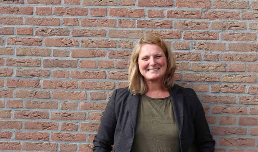 <p>Monique Schipper, wijkwerker Goes Zuid. FOTO: SMWO</p>