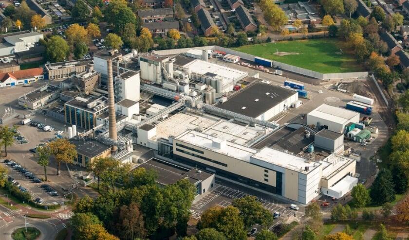 <p>De Nestl&eacute;-fabriek in Nunspeet. (Foto: Nestl&eacute;)</p>
