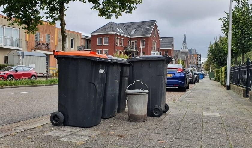 <p>De inwoners van Zwijndrecht scheiden hun afval veel te weinig, vindt de Rekenkamer. (Foto: pr)</p>