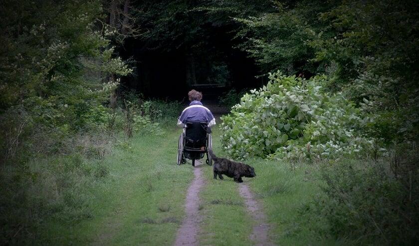 <p>Aandacht voor je naaste tijdens de week van de eenzaamheid, maar graag ook nog daarna. Foto ter illustratie: (C) Paul van den Dungen</p>