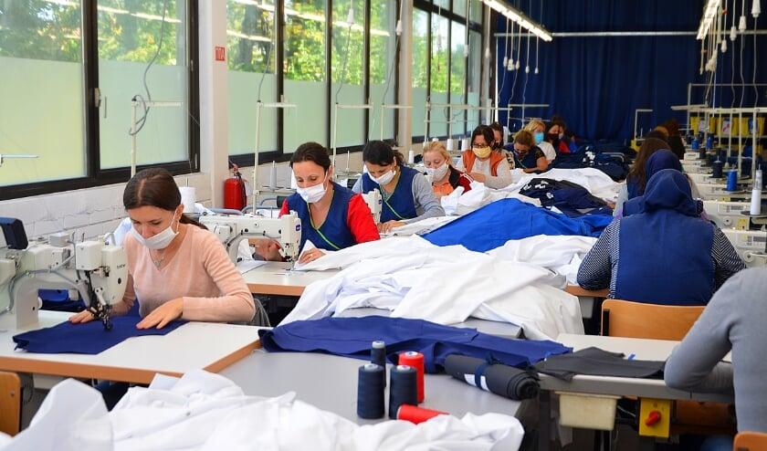 <p>Het Lavans Atelier in Noord-Macedoni&euml;.</p>