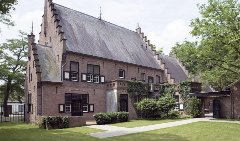 <p>Museum de Wieger in Deurne.</p>