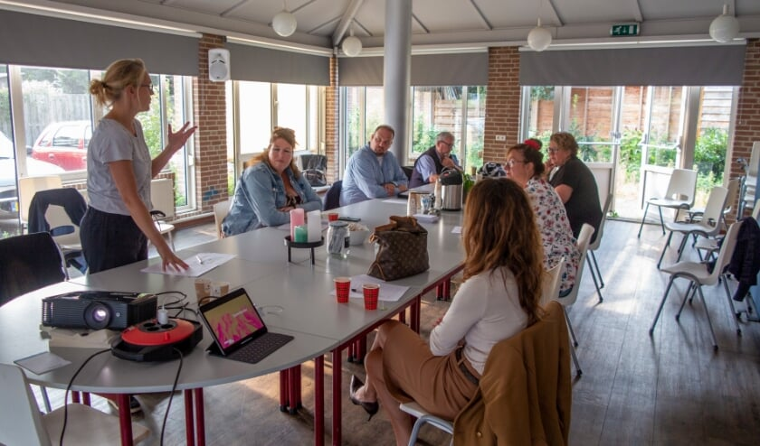 <p>Workshop Beursvloer Harderwijk: Succesvol Samenwerken.</p>