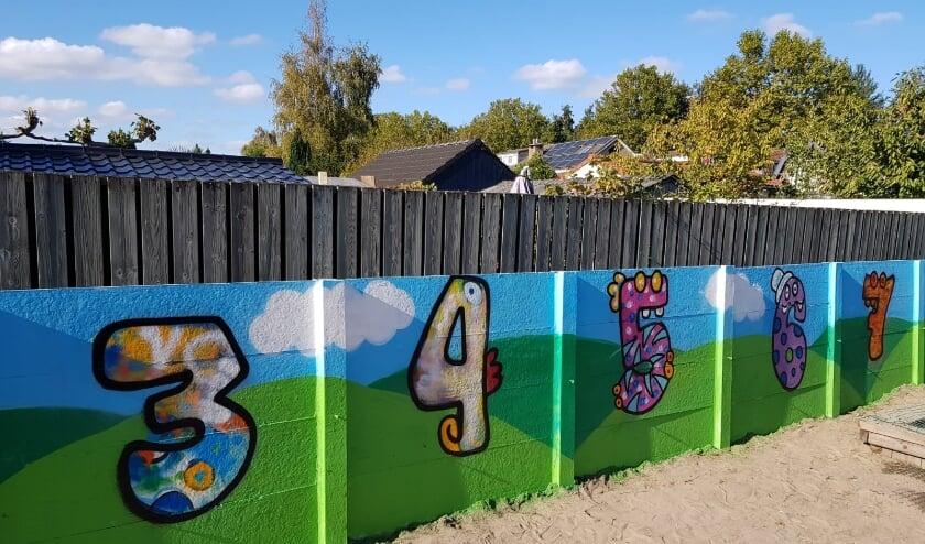 <p>De muur. (Foto: Priv&eacute;)</p>