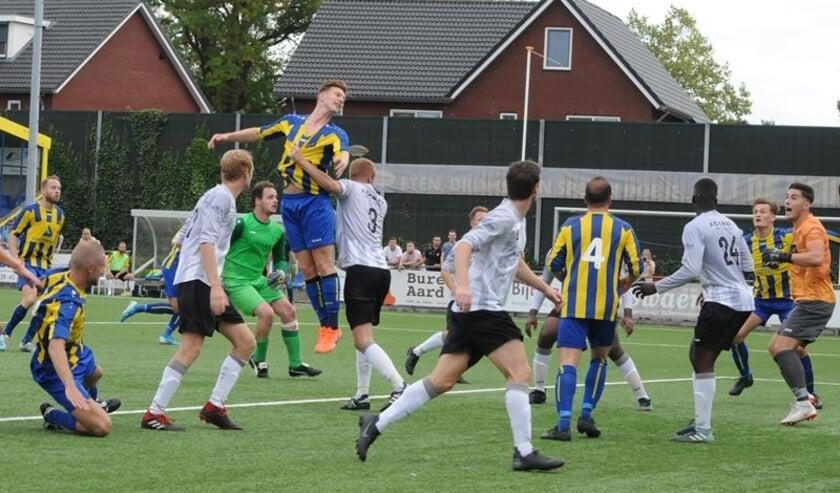 Dit weekend stond eigenlijk SV Valkenswaard-De Valk op het programma. Foto: Henri Jansen