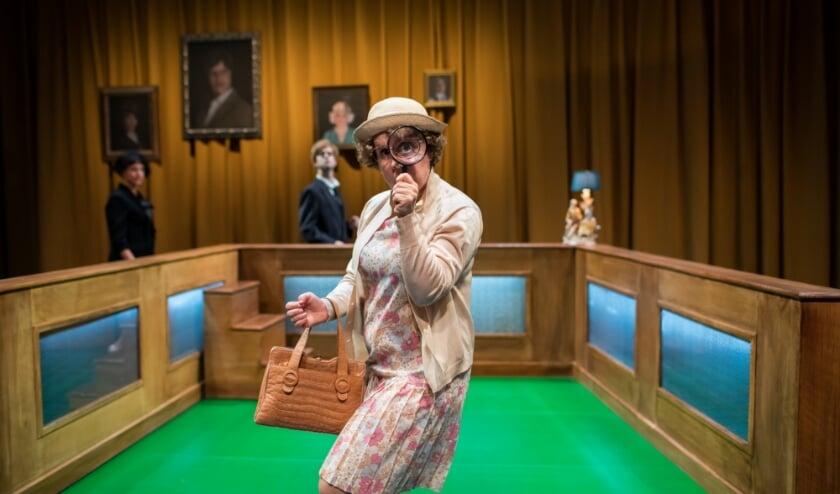 <p>Een whodunnit voor kinderen in Theater Kikker: WIEDEEDHET, op 22 en 23 oktober. Foto: Kamerich & Budwilowitz/EYES2&nbsp;</p>