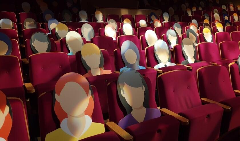 <p>Het Schiedamse theater heeft zijn best gedaan om voorstellingen te behouden. (Foto: Priv&eacute;)</p>