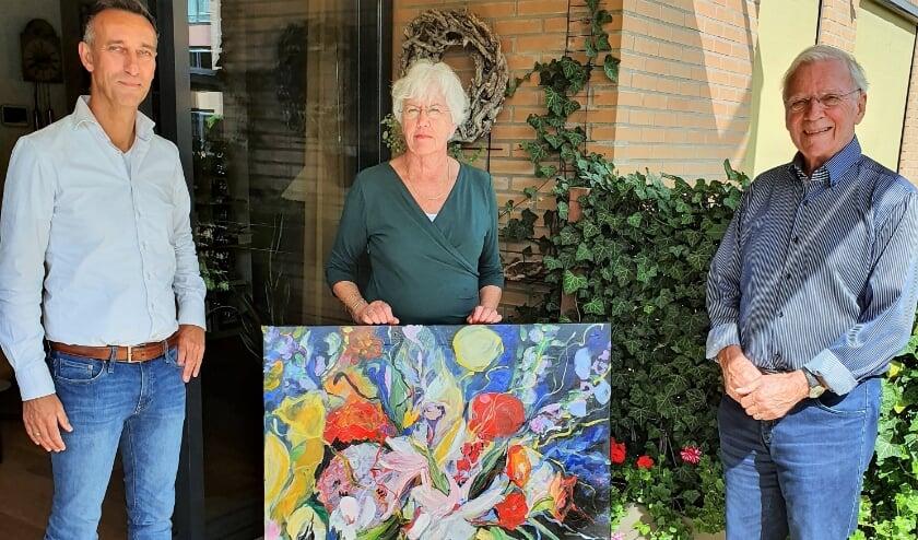 <p>Twee dagen lang werk te zien kunstenaars in Den Dolder.</p>