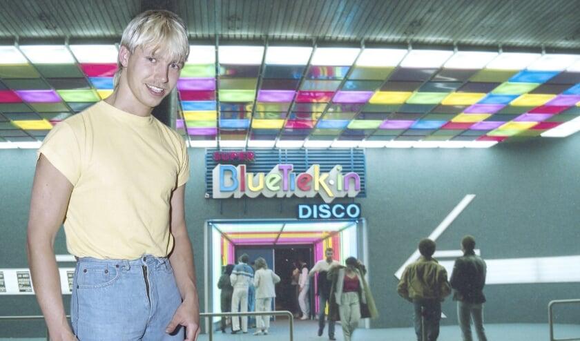 <p>DJ Peter Slaghuis werkte in de jaren tachtig in de legendarische discotheek BlueTiek-in aan de Karel Doormanstraat. (Foto: John Mo&ccedil;nik)</p>