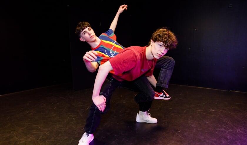 Tommy en Rowan, ofwel: Mindfull (foto: Fotografie Jules van Iperen)