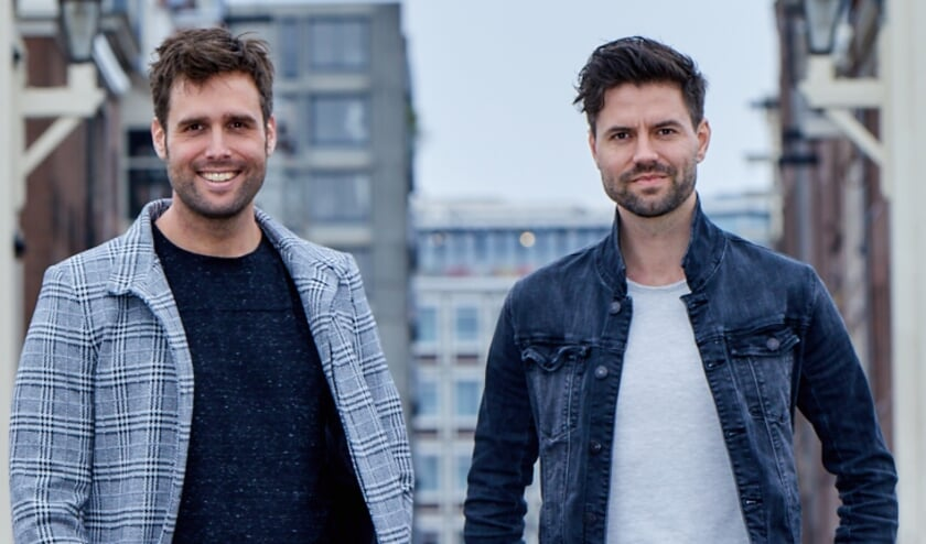 <p>Nick &amp; Simon</p>
