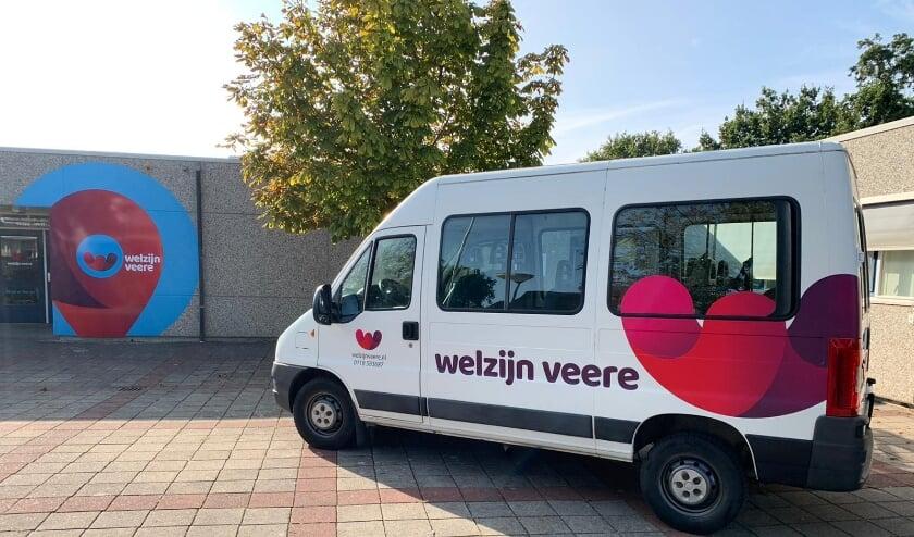 Welzijn Veere heeft ene volledig nieuwe huisstijl ontwikkeld. FOTO: WELZIJN VEERE
