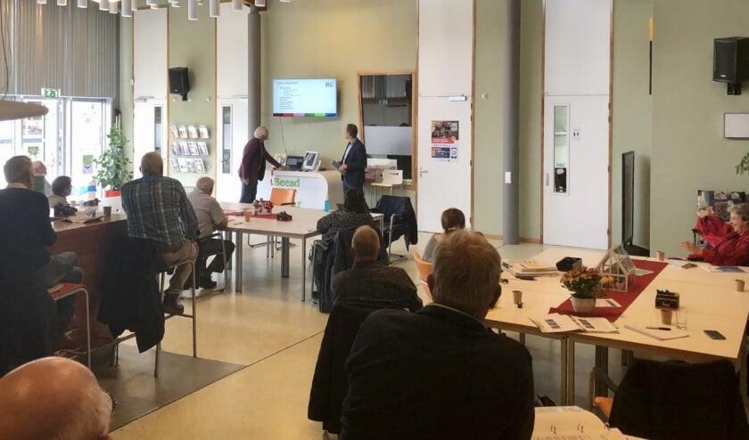 <p>Dorpshuizen eerder dit jaar bijeen voor nieuw beleid West Betuwe&nbsp;</p>