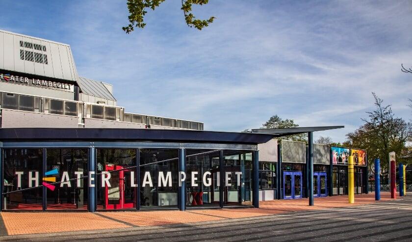 <p>Theater Lampegiet in Veenendaal.</p>