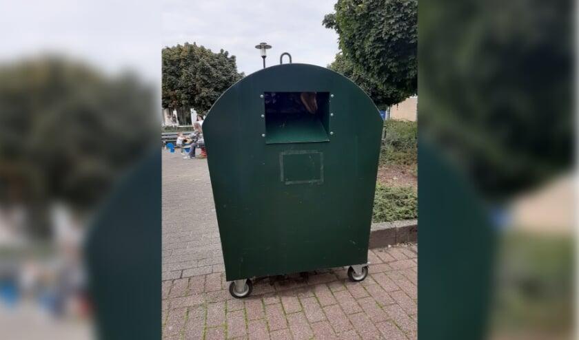 Kledingcontainer Voedsel- en Kledingbank Rijssen-Holten