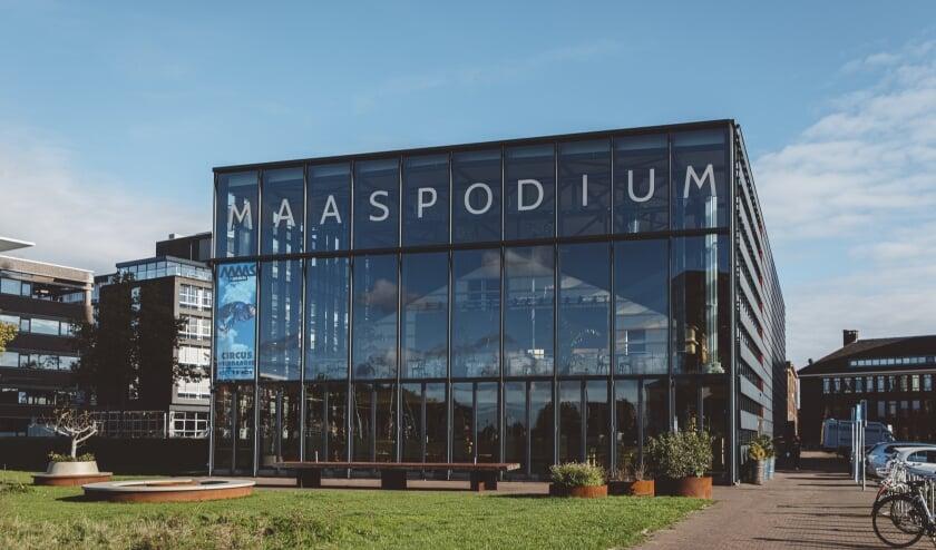 Het Maaspodium in Rotterdam