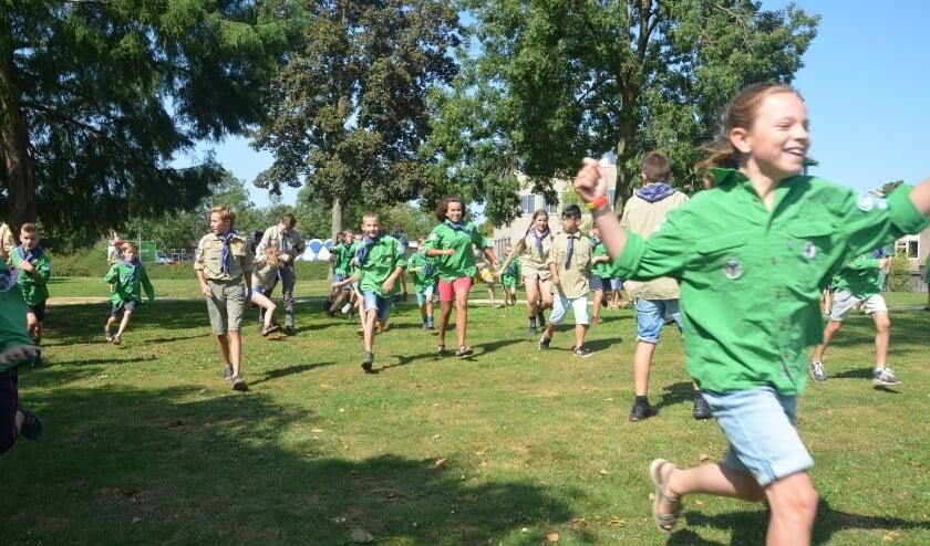 <p>De belangstelling voor scouting groeit. (Foto: pr)</p>