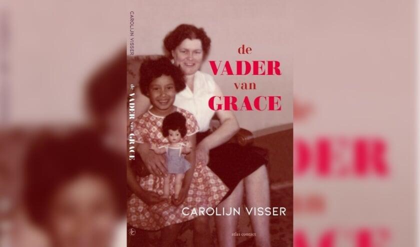 <p>Dit jaar heeft niemand minder dan Carolijn Visser het geschenk geschreven, onder de titel De vader van Grace.</p>