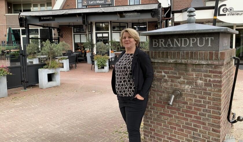 <p>Raadslid Jantine Langenhof: &quot;Politiek is een mooi vak. Je mag in gesprek gaan met een grote diversiteit aan mensen en je mag bijdragen aan een groter plaatje.&quot; (Foto: CDA Wierden-Enter)&nbsp;</p>