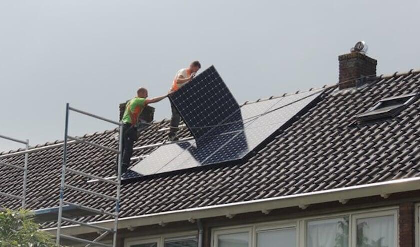 <p>De Groene Zone wil het voor iedereen mogelijk maken om zonnepanelen aan te schaffen.</p>